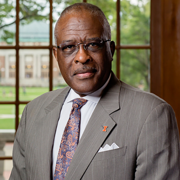 Chancellor Robert Jones