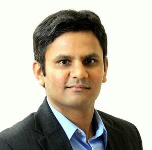 Head shot of Prashant Jain