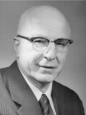 Harry G. Drickamer (1918 - 2002)