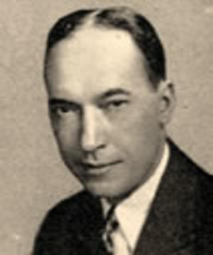 Ludwig Frederick Audrieth (1907 - 1967)