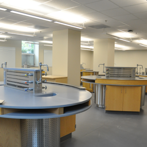 New Lab in Chem Annex