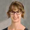 Head shot of Sara Bell, second-year chemistry student at University of Illinois Urbana-Champaign